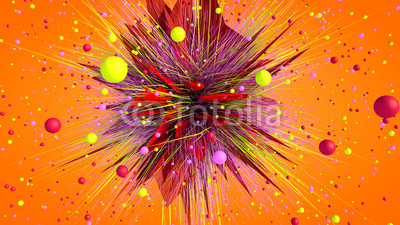 Abstract colors and background