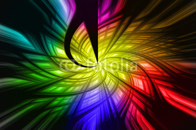 Abstract colorful tone background. Copy space