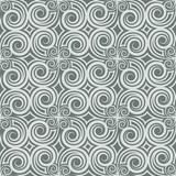 Gray Colors Wave Pattern. Korean traditional Pattern Design Seri