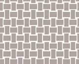 Vector beige wicker texture background, seamless pattern