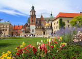 Cracow -  Wawel Castle - cathedral