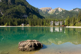 Lake Braies - Dolomity - Alpy