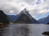 Milford Sound. Neuseeland. New Zealand.