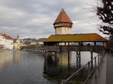 Luzern in winter