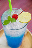 blue hawaiian soda