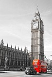 Big Ben, izba parlamentu i Most Westminster