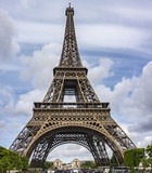 Eiffel Tower HDR Pano