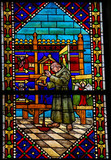 Stained Glass in the Cathedral of Leon, Spain
