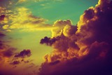 Cloudscape Background