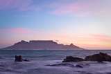 Table Mountain at dawn