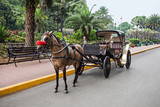 Carriage in Intramuros