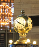Grand Central Terminal Clock, New York.