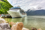 Alaskan Cruise Ship