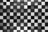 Black and white blocks abstract background