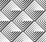 Square pattern series. Seamlessly repeatable vector illustration